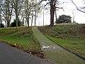 Golf course access ramp - geograph.org.uk - 1069257.jpg