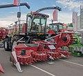 Gomselmash GS KVK 8060 harvester for rough crops.jpg
