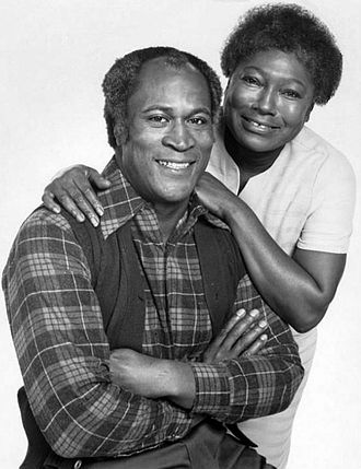 Good Times - John Amos and Esther Rolle, 1974