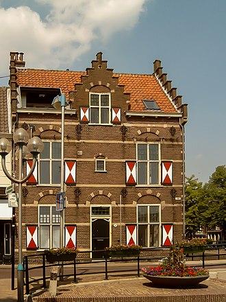 Gorinchem - Image: Gorinchem, monumentaal pand 2006 06 13 15.14