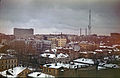 Gorky city. View to Vorobyov Street from 5th Building of The Civil Engineering Institute.jpg