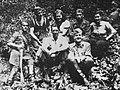 Gospodarska komisija OF okraja Kranj-Jelovica 1944.jpg
