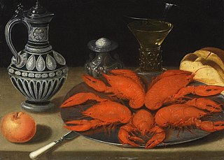 Still Life with Crabs, Jug and Rummer