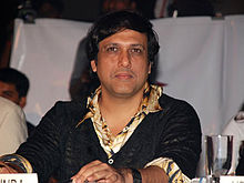 Govinda at an Announcement For The Female Lead Of Nayee Padosan 2.jpg
