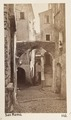Gränd i San Remo - Hallwylska museet - 107428.tif