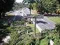 Grève générale des Antilles françaises de 2009 - Pont de Gosier.jpg