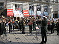 Graben Polizeikonzert Vienna October 2006 003.jpg