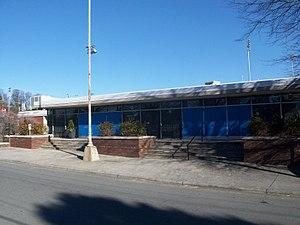 Grady Cole Center - Image: Grady Cole Center front