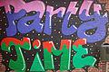 Graffiti Party Time 01.JPG