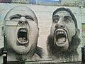 Graffiti in Shoreditch, London - Hatred by Ben Slow (9422248989).jpg