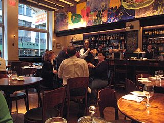 Gramercy Tavern restaurant