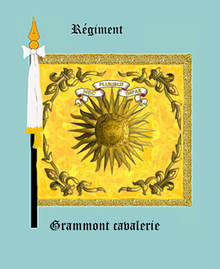 Image illustrative de l'article Régiment de Balincourt cavalerie