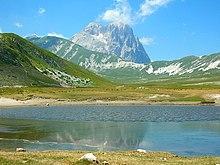 apennins chaine de montagnes