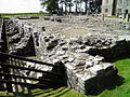 Granaries, Birdoswald Roman Fort, Hadrians Wall (8750223693).jpg