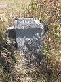 Grave near St Nshan in Horomayr Above canion 11.JPG