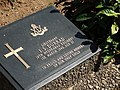 Grave of I.S. Durrad - Taukkyan War Cemetery - Taukkyan - North of Yangon (Rangoon) - Myanmar (Burma) (11817037274).jpg