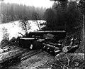 Great Northern Railway train wreck, ca 1925 (PICKETT 364).jpg