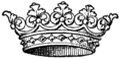 Grefliga kronan, Nordisk familjebok.png
