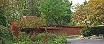 Gregor S and Elizabeth B Affleck House Bloomfield Hills MI.JPG