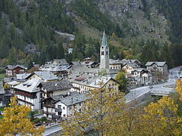 Gressoney-Saint-Jean – Veduta