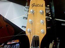 Number gretsch dating serial guitar