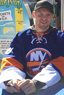 Griffin Reinhart Canadian ice hockey player