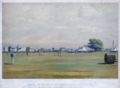 Ground of Calcutta Cricket Club, 15th Jan'y 1861 - Percy Carpenter.png