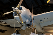 Grumman F4F-3 Wildcat at the Cradle of Aviation Museum on 29 August 2017.png