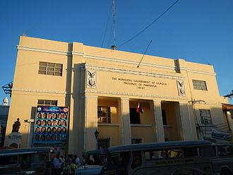 Guagua, Pampanga - 1937 Town hall