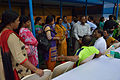 Guardians Receive Medical Suggestions from Nisith Ranjan Chowdhury - Football Workshop - Nisana Foundation - Sagar Sangha Stadium - Baruipur - South 24 Parganas 2016-02-14 1424.JPG