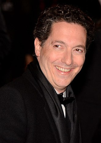 Guillaume Gallienne - Gallienne in 2014 at the 39th César Awards