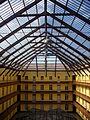 Guise - familistère ; palais social, pavillon central intérieur (09).JPG