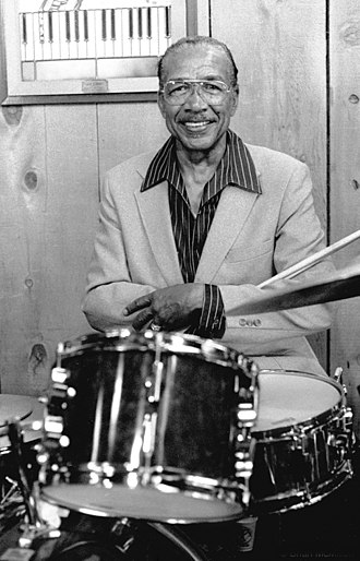 Gus Johnson (jazz musician) - Image: Gus Johnson