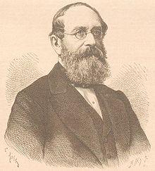 Gustav Adolf von Klöden Beilage zum Darmstädter Tagblatt, Nr. 13/1888 (Quelle: Wikimedia)