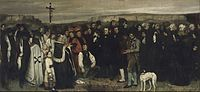 Gustave Courbet - A Burial at Ornans - Google Art Project.jpg