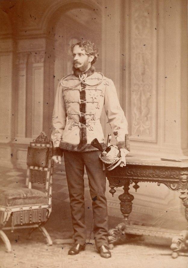 Gyula Graf Andrássy - ungarischer Magnat