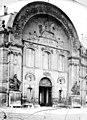 Hôtel des Invalides - Façade d'entrée, Porte centrale - Paris 07 - Médiathèque de l'architecture et du patrimoine - APMH00011017.jpg