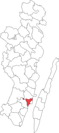 Dörby landskommune i Kalmar amt