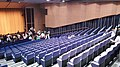 HK 上環市政大廈 Sheung Wan Civic Centre 上環文娛中心 Theatre interior SWCC Oct-2014 LG2 003.jpg