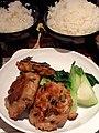 HK 香港 中環 Central 干諾道中 Connaught Road shop 美心餐廳 Maxim's MX Fast Food Restaurant 晚餐套餐 Set dinner April 2020 SS2 03.jpg
