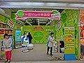 HK Tsuen Wan Plaza 荃灣廣場 mall shop yata Visa Card booth May-2013.JPG