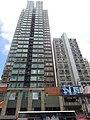HK YL 元朗 Yuen Long 豐裕軒 Opulence Height facade 青山公路 元朗段 50 Castle Peak Road July 2016 DSC.jpg