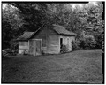 HOOK SCHOOLHOUSE, OUTBUILDING - The Meadows, River Road, Rhinebeck, Dutchess County, NY HABS NY,14-RHINB.V,5-3.tif