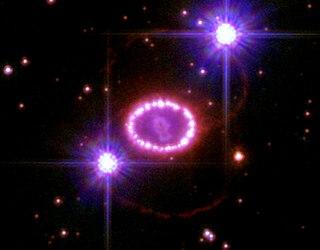 Type II supernova