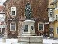 Hababusch Hostel,Weimar,Germany,front view in winter,www.Hababusch.de.jpg
