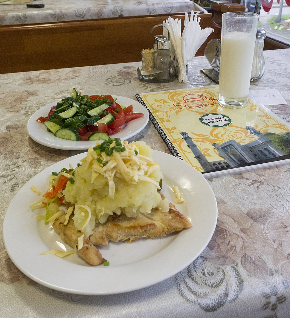 Halal restaurat in Almaty