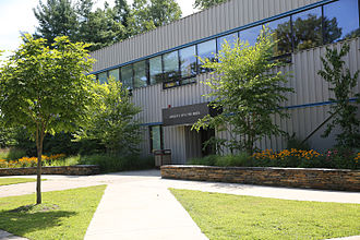Adele Simmons - Adele Simmons Hall at Hampshire College, named in Simmons' honor