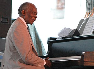 Hank Jones, Newport Jazz Festival, 7/14/05