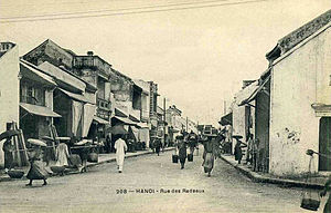 Old Quarter, Hanoi - Hàng Bè street