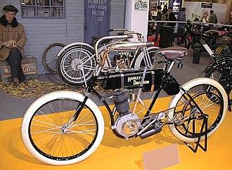 Harley-Davidson - Prototype